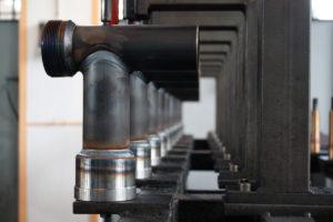 Saldatura automatica - tee di presa gas