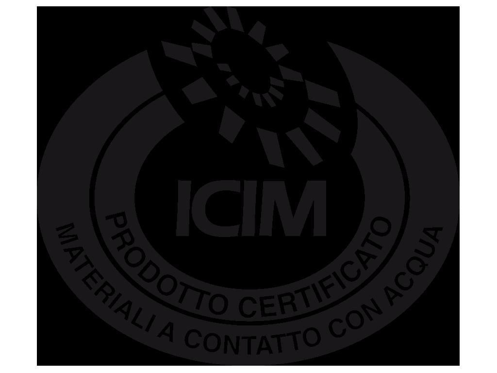 Marchio ICIM - Certificazione di prodotto
